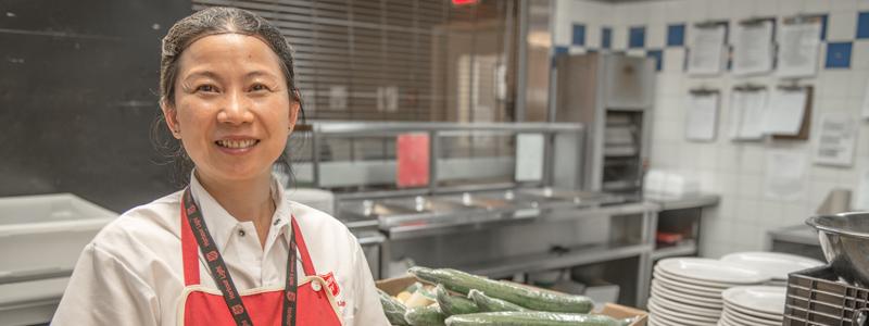Community Meals Kitchen Volunteer